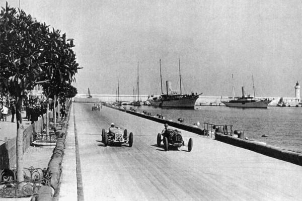 MONACO, LA COURSE AUTO DE RÉFÉRENCE DEPUIS 19259!