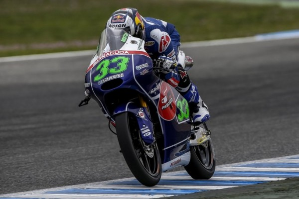 BASTIANINI REPREND DES POINTS A KENT