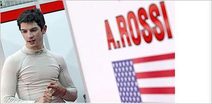 Alexander ROSSI Premier pilote Américain à rouler en F1 depuis Scott Speed en 2007