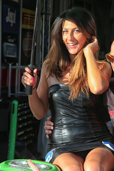 BOL D OR 2015 - Grid GIRLS - Photo Gilles VITRY