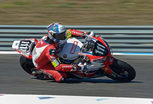 BOL D OR 2015 PAUL RICARD - HONDA 111 -- Photo Antoine CAMBLOR.