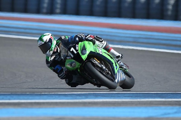 BOL D OR 2015 PAUL RICARD La KAWASAKI N° 11 Photo Gilles VITRY.