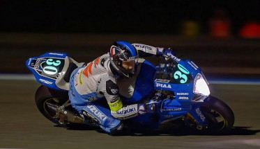 BOL D OR 2015 PAUL RICARD - La SUZUKI du SERT N°30 DE NUIT - Photo Antoine CAMBLOR