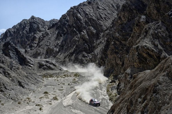 CHINA-SILK-ROAD-RALLY-le-2008-DKR-de-STEPHANE-PETERHANSEL