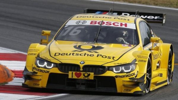DTM 2015 OSCHERSLEBEN TIMO GLOCK BMW