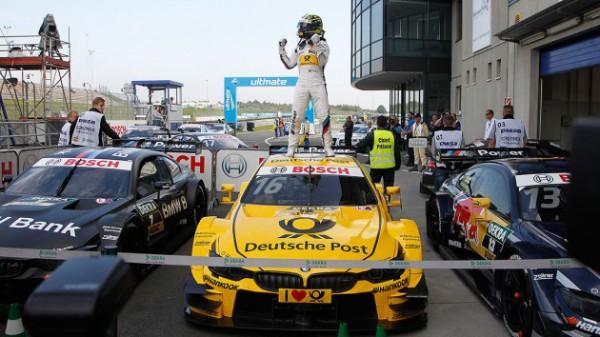DTM-2015-OSCHERSLEBEN-Trople-BMW-dans-la-1ére-course-samedi-12-septembre-avec-GLOCK-devant-EKSTROM-et-SPENGLER