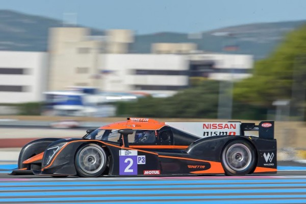 ELMS 2015 PAUL RICARD Essai Samedi 5 septembre GINETA Team LNT Photo Antoine CAMBLOR.