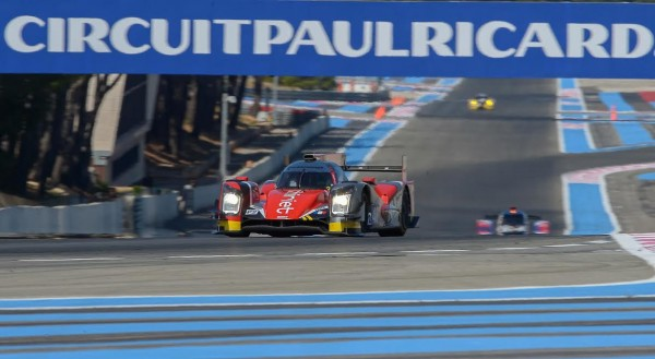 ELMS 2015 PAUL RICARD Essai Samedi 5 septembre ORECA 05 Team THIRIET Photo Antoine CAMBLOR.