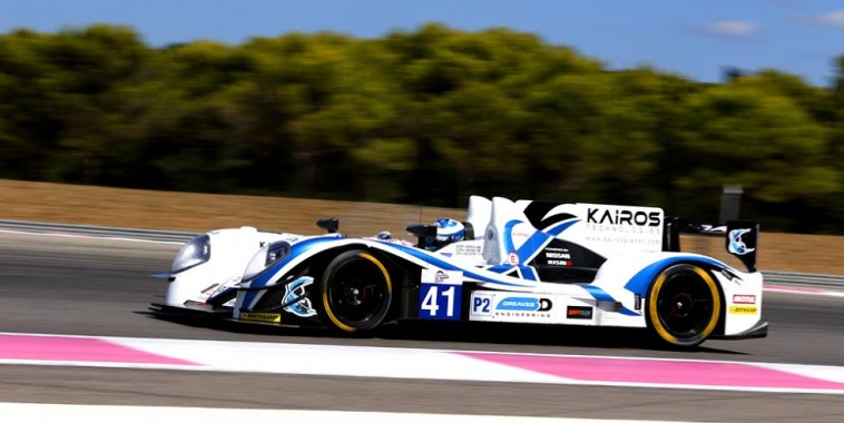 ELMS 2015 PAUL RICARD GIBSON GREAVES Photo Alain RAGU