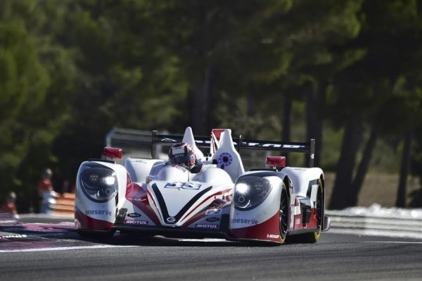 ELMS 2015 PAUL RICARD GIBSON JOTA Photo Max MALKA