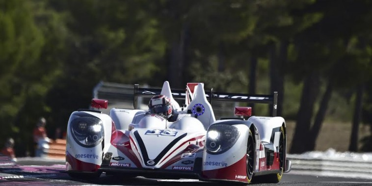 ELMS 2015 PAUL RIVARD GIBSON JOTA  Photo Max MALKA
