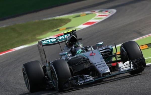 F1 2015 SINGAPOUR  MERCEDES NICO ROSBERG -
