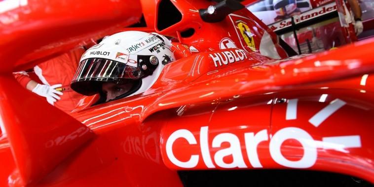 F1 2015 SINGAPOUR  SEB VETTEL -- Scuderia FERRARI -