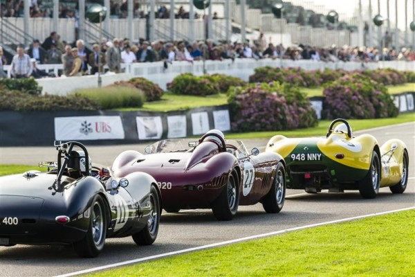 GOODWOOD-REVIVAL-2014-SUBLIMES-JAGUAR-D et LISTER