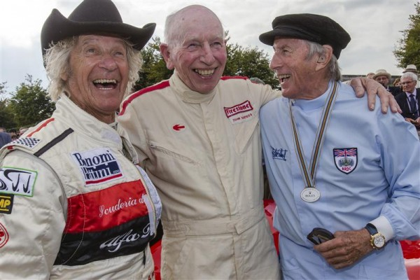 GOODWOOD-REVIVAL-2015-ARTURO-MERZARIO-John-SURTEEES-et-Sir-Jacky-STEWART