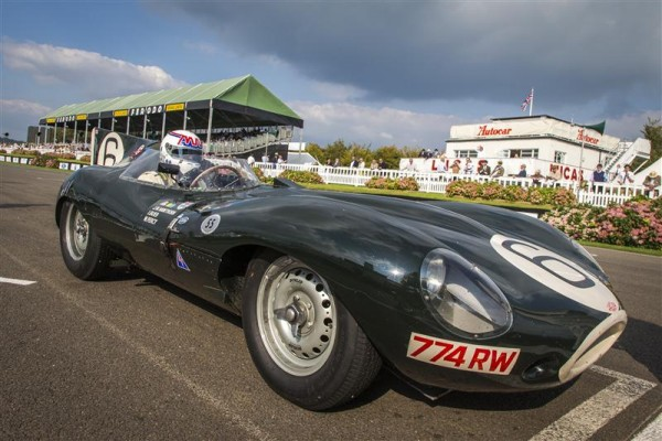 GOODWOOD REVIVAL 2014 SADLER CHEVROLET -MASERATI ET LISTER
