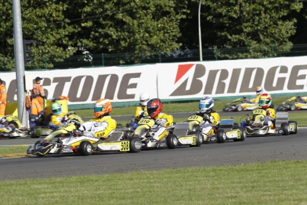 KARTING-MONDIAL-2015-AU-MANS-Le-N°-508-LLOVERAS-BRUNET-Photo-Thierry-COULIBAL