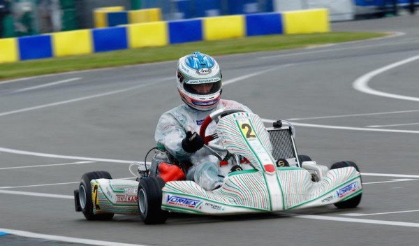 KARTING MONDIAL AU MANS 12 -13 SEPT - Marco ARDIGO -Photo Thierry COULIBALY