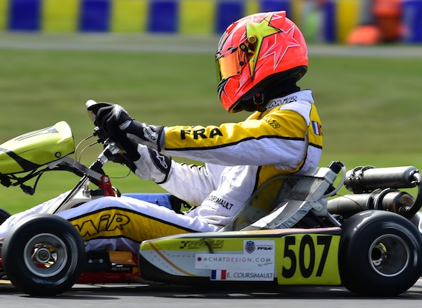 KARTING-MONDIAL-LE-MANS-2015-12-13-Septembre-ENZO-COURSIMAULT-Photo-KART-MAG