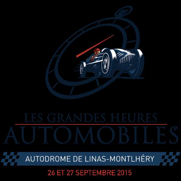 LOGO - LES GRANDES HEURES DE L AUTOMOBILE 2015