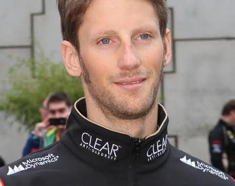 LOTUS F1 -Romain Grosjean incontestablement le pilote N° 1 chez Lotus-© Manfred GIET
