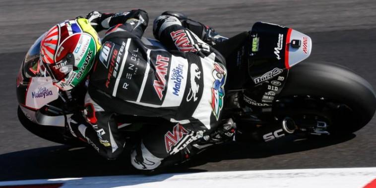 MOTO 2 2015 - JOHAN ZARCO  Victorieux de son 6éme GP de la saison à MISANO