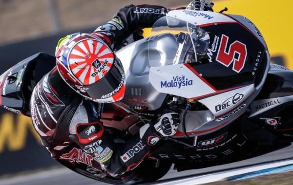 MOTO 2015 BRNO  JOHAN ZARCO -