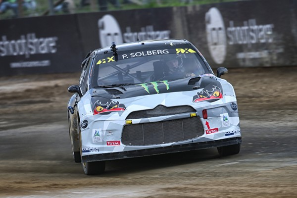 RALLYCROSS 2015 LOHEAC - PETER SOLBERG - Photo Gilles VITRY