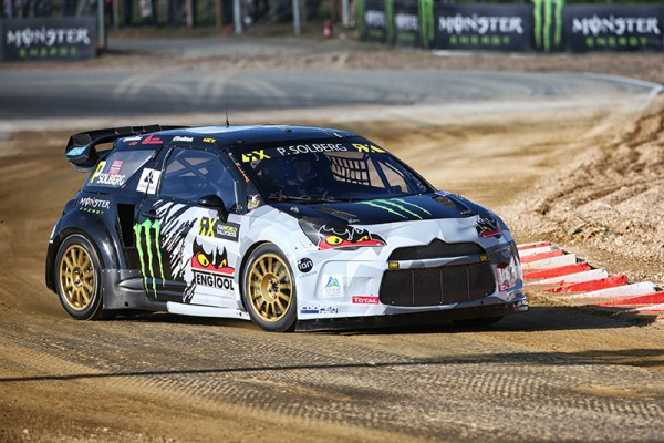 RALLYCROSS 2015 LOHEAC Peter SOLBERG - Photo Gilles VITRY