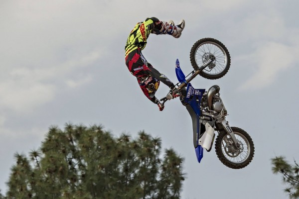 RED BULL X FIGHTERS A PRETORIA 12 SEP 2015 - TOM PAGES