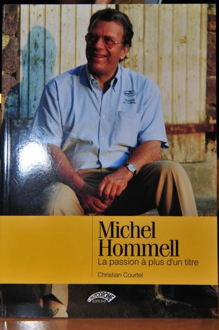Retromobile 2013Livre Michel HOMMELL couverture