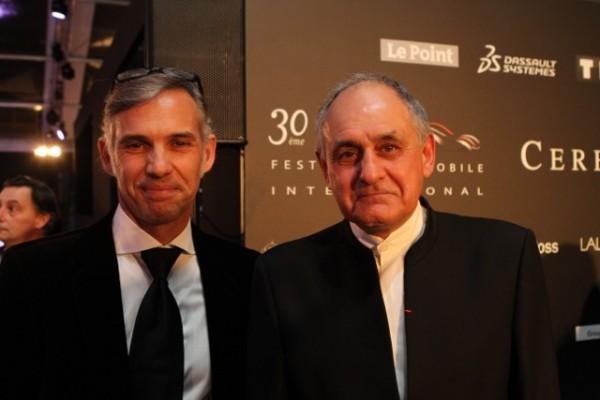 2015 PAUL BELMONDO et FRANZ HUMMELL