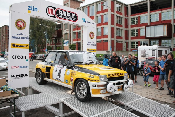 STAR HISTORIC RALLY Paul CHIEUSSE