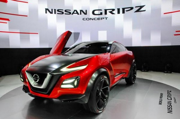 Salon-de-Francfort-2015-Face-avant-du-Nissan-Gripzbien-plus-jolie-que-celle-du-Juke-Photo-Patrick-Martinoli