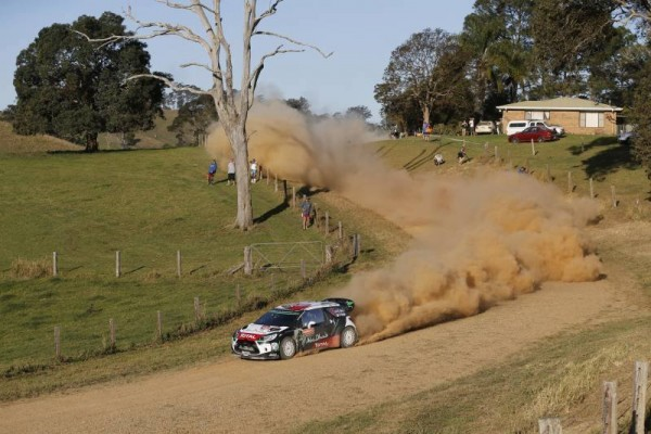 WRC-2015-AUSTRALIE-DS3-CITROEN-de-KRIS-MEEKE-Paul-NAGLE
