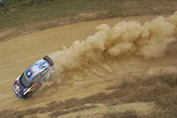 WRC 2015 AUSTRALIE La VW POLO sde LATVALA
