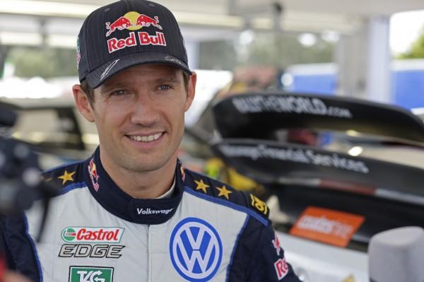 WRC 2015 AUSTRALIE OGIER CHAMPION DU MONDE pour la 3éme fois le dimanche 13 Septembre