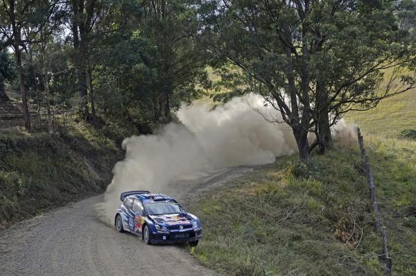WRC 2015 AUSTRALIE Seb OGIER et Julien INGRASSIA CHAMPIONS DU MONDE pour la 3éme fois le dimanche 13 Septembre
