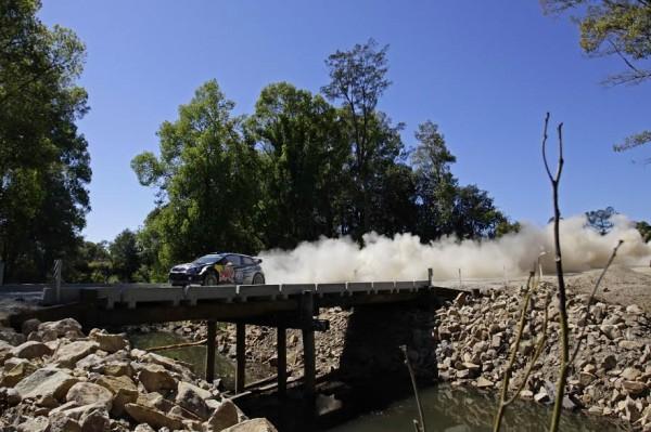 WRC 2015 La POLO de MIKKELSEN FLOENE