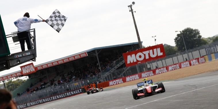 WSR 2015 LE MANS En Formula 3.5 Victoire pour OLIVER ROWLAND au MANS le samedi 26 Septembre
