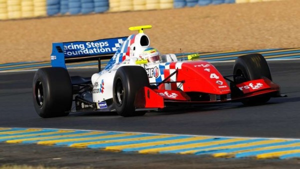 WSR 2015 Le MANS - OLIVER ROWLAND FORTEC.