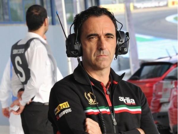 ROMANO ALBESIANO EST CONTENT DE STEFAN BRADL
