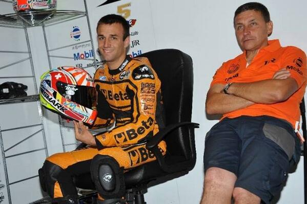 ZARCO ET FELLON ENSEMBLE DEPUIS LES COURSES DE POCKET BIKE EN iTALUE EN 2013
