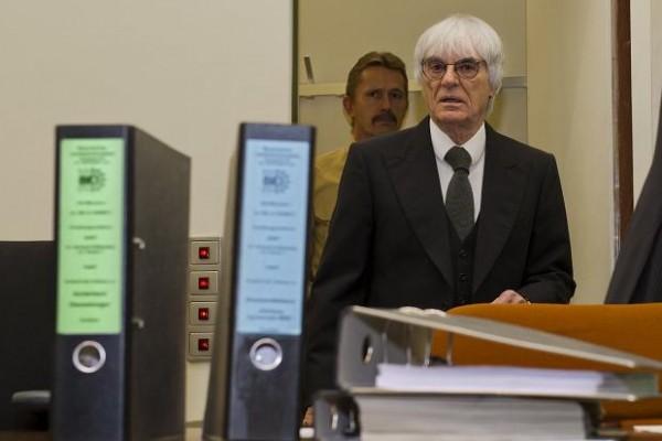 BERNIE ECCLESTONE menace RED BULL d'aller en justice tribunal