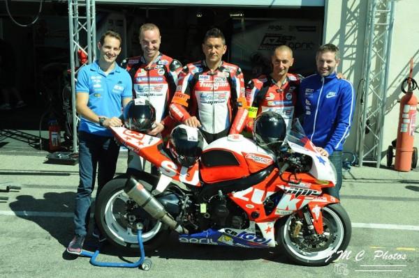 BOL-DOR-2015-Le-team-63-avec-Renaud-LAVILLENIE