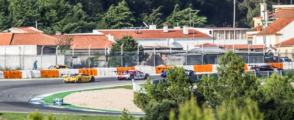 ELMS-2014- Le circuit d'ESTORIL-