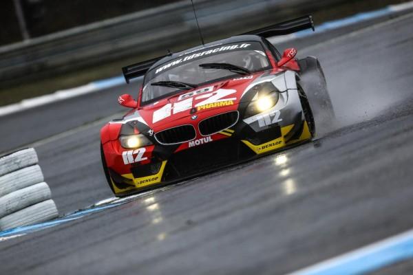 ELMS-2015-ESTORIL-TDS-RACING-BMW-Z4-GT3-de-Franck-Perera-FRA-Dino-Lunardi-et-Eric-Dermont