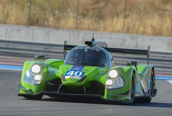 ELMS 2015 PAUL RICARD -LIGIER KROHN - Photo Antoine CAMBLOR.