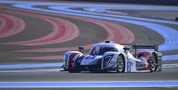 ELMS 2015 PAUL RICARD La GINETTA N° 3 du Team LNT - Photo Max MALKA.