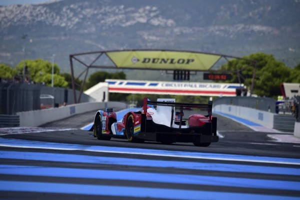 ELMS 2015 PAUL RICARD - ORECA du Team EURASIA - Photo Max MALKA